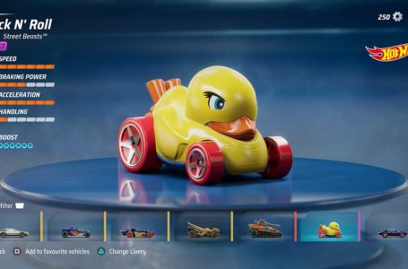 How to unlock Duck N' Roll in Hot Wheels Unleashed