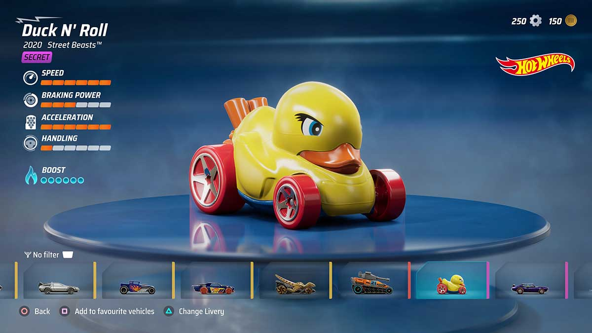 how-to-unlock-duck-n-roll-in-hot-wheels-unleashed