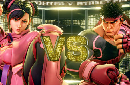 New Street Fighter V costumes support Breast Cancer Awareness Month with proceeds going to charities
