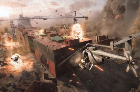 The best K30 loadout in Battlefield 2042