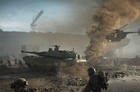 The best AK-24 loadout in Battlefield 2042
