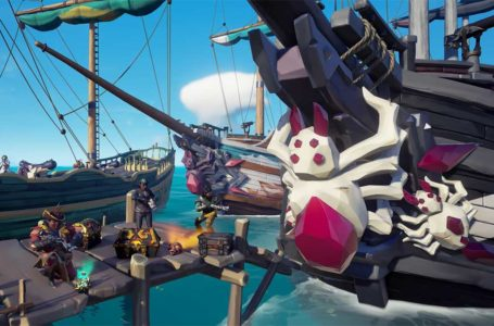 Sea of Thieves Fury of the Damned event kicks off this month
