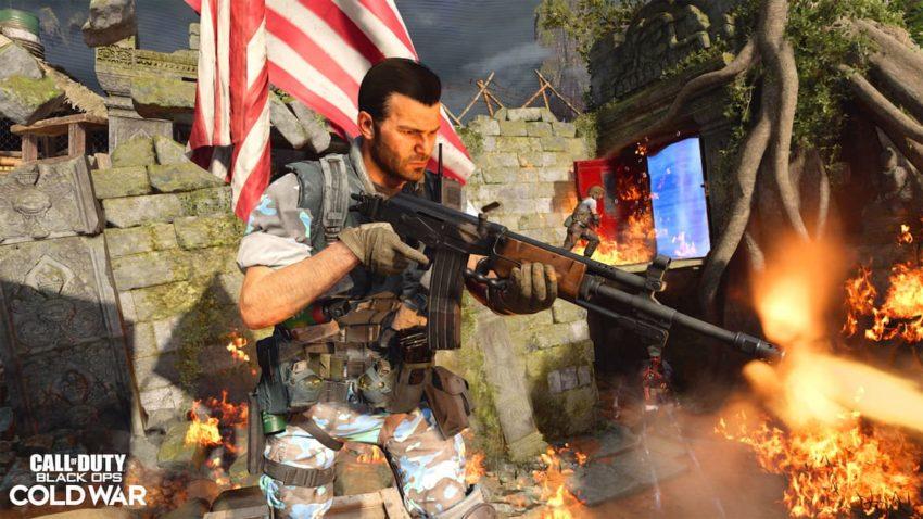 Grav Call of Duty: Black Ops Cold War