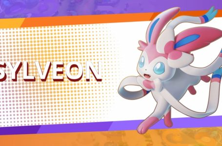 Sylveon is getting nerfed in Pokémon Unite just one day after its release