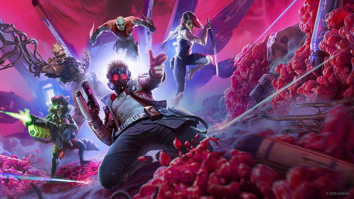 Marvel's Guardian's of The Galaxy