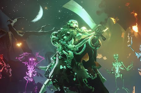 Sea of Thieves Fury of the Damned Special Event Guide – challenges, rewards, dates
