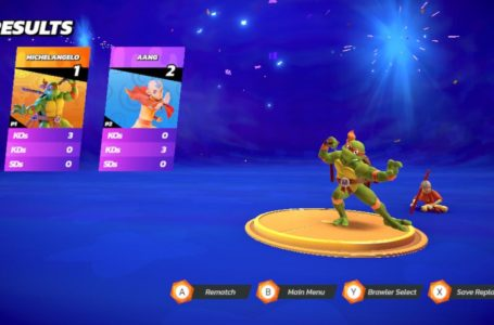 Michelangelo moveset guide – How to play Michelangelo in Nickelodeon All-Star Brawl