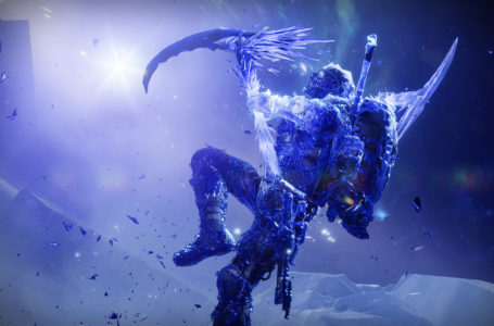 Destiny 2's shatterdive ability is finally getting a nerf