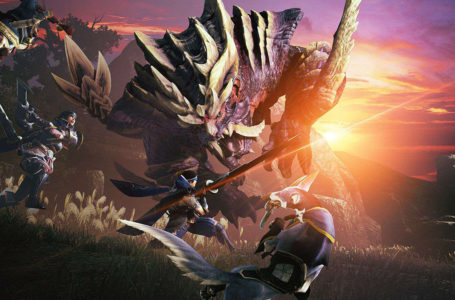 No cross-play or cross-saves for Monster Hunter Rise and Sunbreak, says Capcom