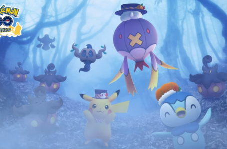 All shiny Pokémon in Halloween Mischief Part 1: Creepy Companions in Pokémon Go