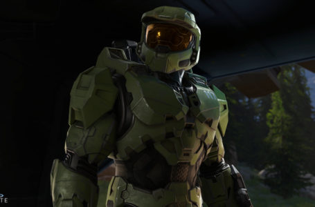 New Halo Infinite campaign gameplay coming later today