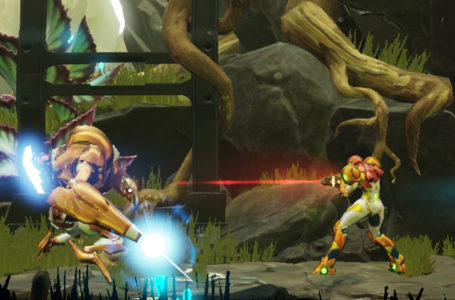 How to defeat the Twin Robot Chozo Soldiers in Metroid Dread