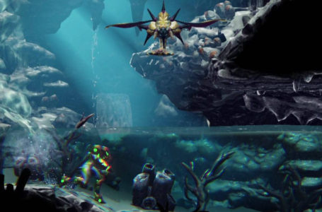 Metroid Dread – lower Burenia Speed Booster puzzle guide