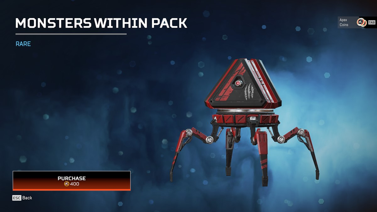 Monsters Within Event Pack