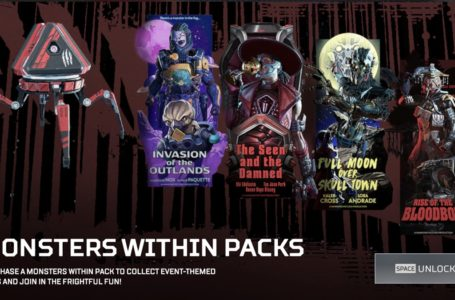 Monster Within Pack glitch gives them Collection Event Pack odds in Apex Legends