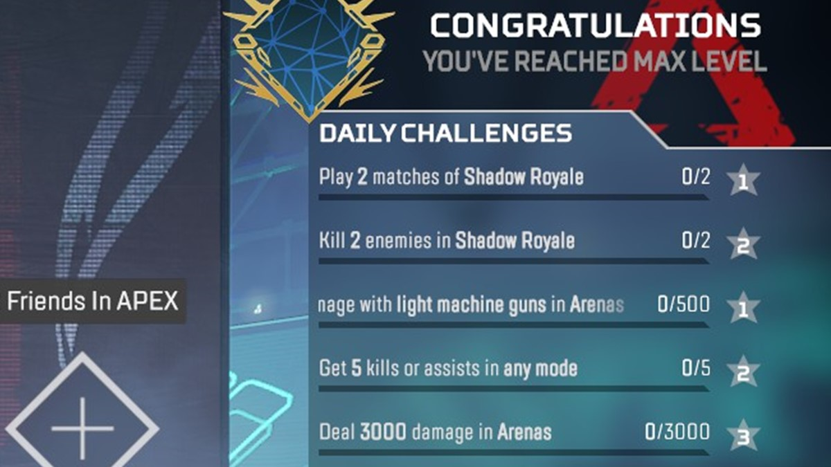 Shadow Royale challenges