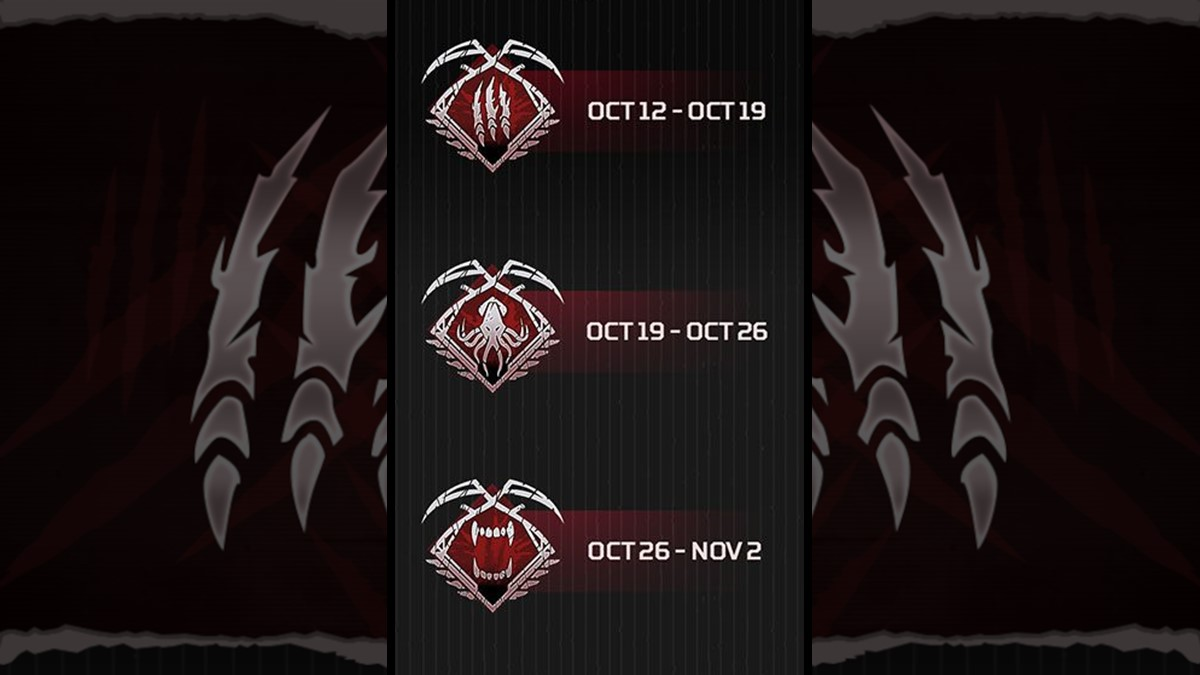 Monsters Within 3 Badges