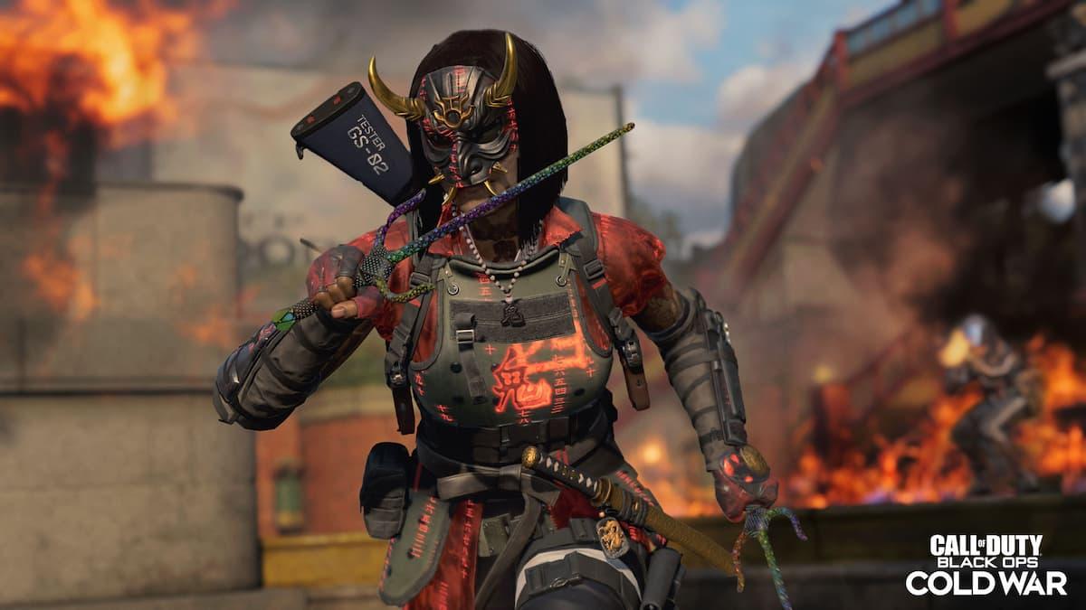 Call of Duty: Black Ops Cold War Sai