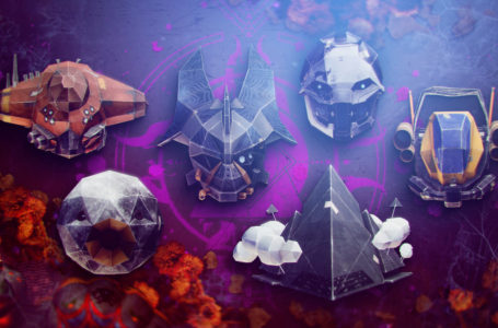 All Festival of the Lost 2021 masks in Destiny 2