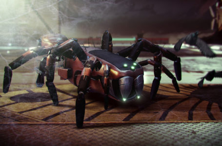How to get the Skitterscare Sparrow in Destiny 2