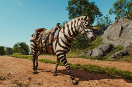 How to get a Zebra mount in Far Cry 6