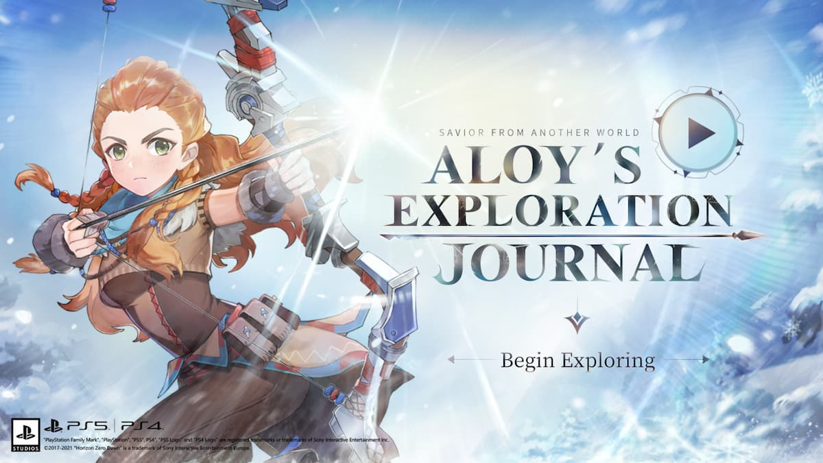 How to complete Aloy's Exploration Journal event Genshin Impact