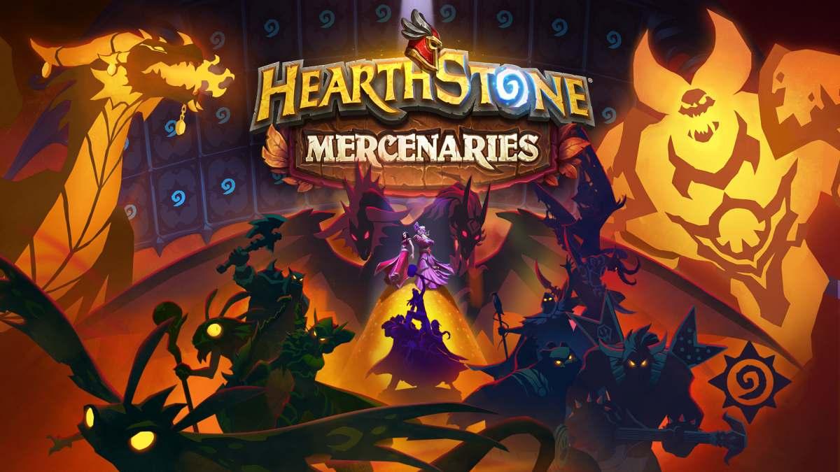 Hearthstone Mercenaries guide