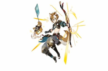 Gorou talents, abilities, and Ascension materials – Genshin Impact