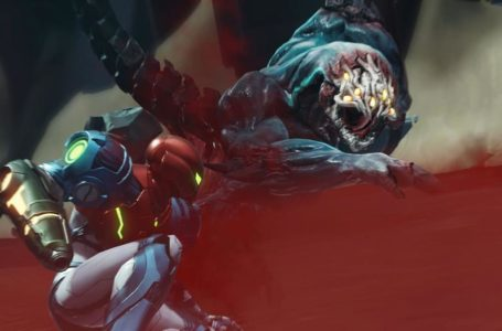 Metroid Dread: When is the point of no return?