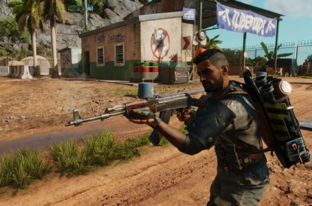 Where to find the AK-47 assault rifle in Far Cry 6