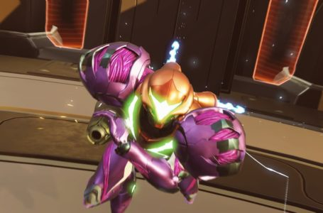 How to get past fans in Metroid Dread