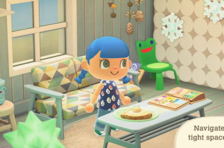 Can you get the Froggy Chair in Animal Crossing: New Horizons?