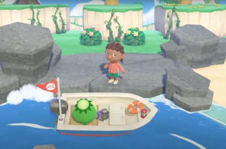 What is the release date of the Animal Crossing: New Horizons 2.0 update?