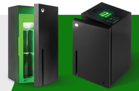 """The very real Xbox """"mini fridge"""" launches in December, pre-orders open soon"""