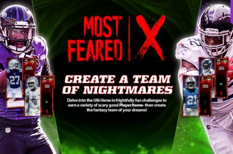 Madden 22: How to complete Most Feared Champion and Hero Sets