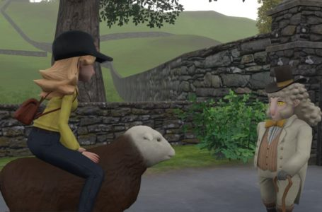 How to ride sheep in The Good Life