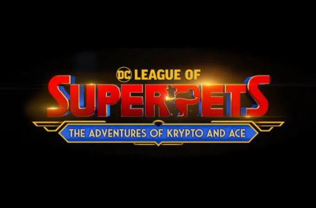 DC League of Super Pets video game officially announced