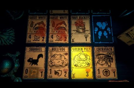 All Cards available in Act 1 of Inscryption