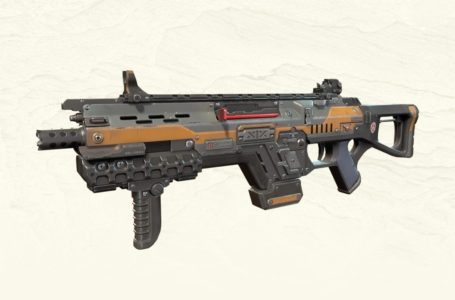 What is the C.A.R. SMG in Apex Legends?