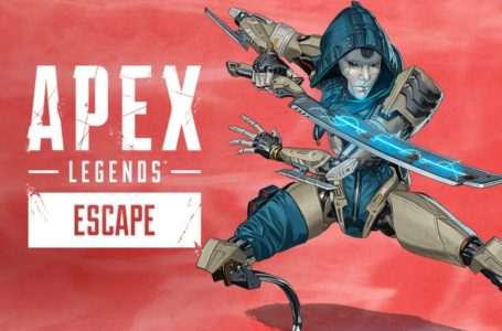 Apex Legends Season 11: Escape introduces Ash, C.A.R. SMG, Tropic Island map