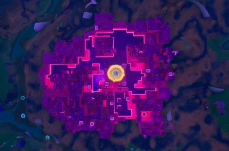 Where to touch a cube in Fortnite Chapter 2 Season 8