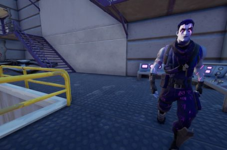 How to return the Spirit Vessel to the Oracle and hear his Vision in Fortnite Chapter 2 Season 8