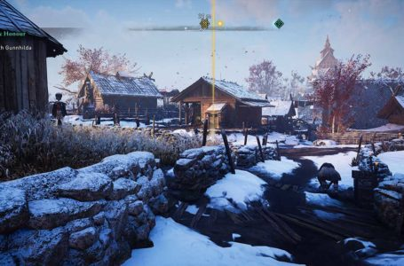 How to enter first-person mode in Assassin's Creed Valhalla Discovery Tour: Viking Age