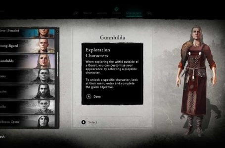How to unlock new characters in Assassin's Creed Valhalla Discovery Tour: Viking Age
