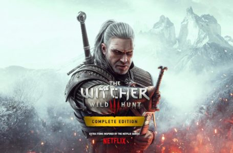 PS5, Xbox Series X versions of the Witcher 3 rated in Europe
