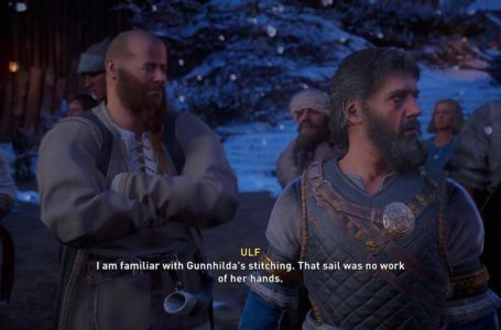 Where to find all the evidence that Bjorn is lying in Assassin's Creed Valhalla Discovery Tour: Viking Age