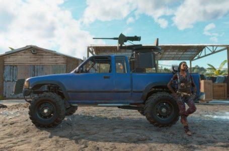 How to find the 1985 Tokai Sabuku in Far Cry 6