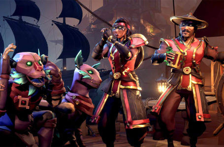 Sea of Thieves passes 25 million players, celebrates with free gold