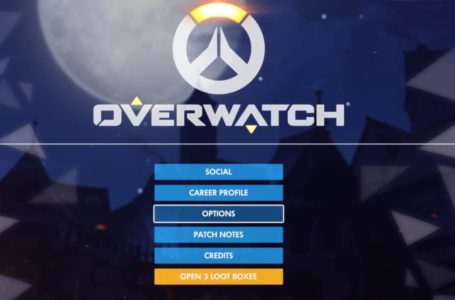 How to join voice chat in Overwatch