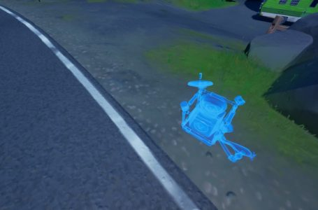 Where to deploy Seismographs in Misty Meadows or Catty Corner in Fortnite